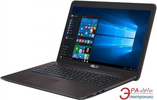 Ноутбук Asus X756UA-T4004D (90NB0A01-M00040) Brown 17,3