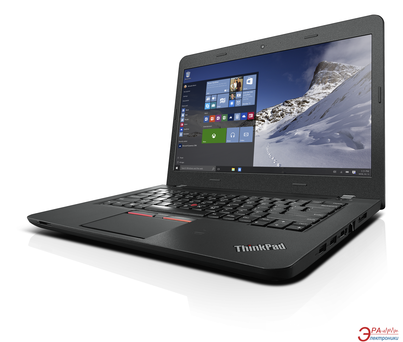 Ноутбук Lenovo ThinkPad Edge E460 (20ETS03100) Black 14