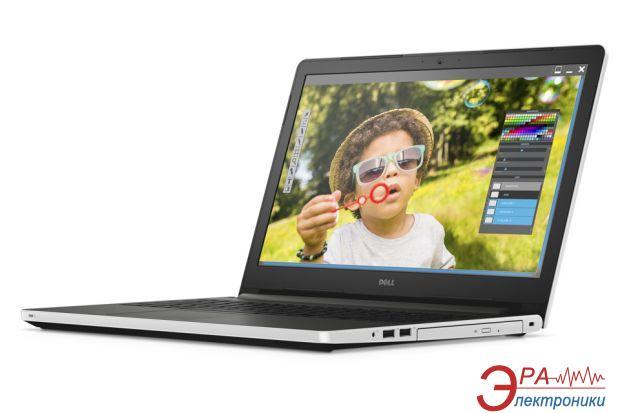Ноутбук Dell Inspiron 5559 (I55545DDL-T2W) White 15,6