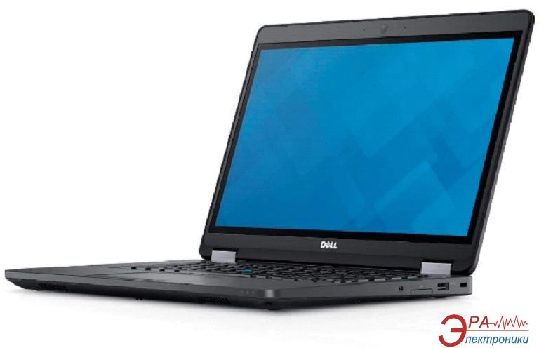 Ноутбук Dell Latitude E5570 (N026LE557015EMEA_WIN) Black 15,6