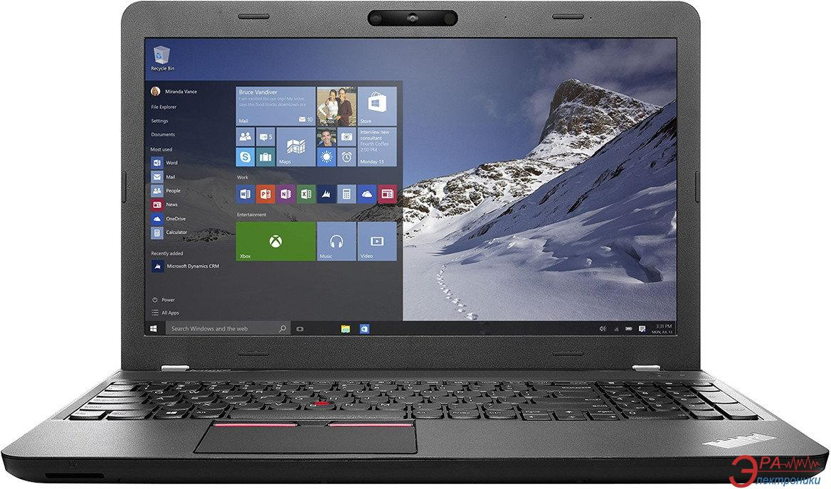 Ноутбук Lenovo ThinkPad E560 (20EVS03P00) Black 15,6