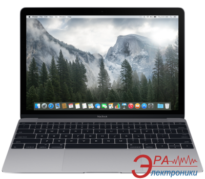 Ноутбук Apple A1534 MacBook 12 (MLH82UA/A) 12