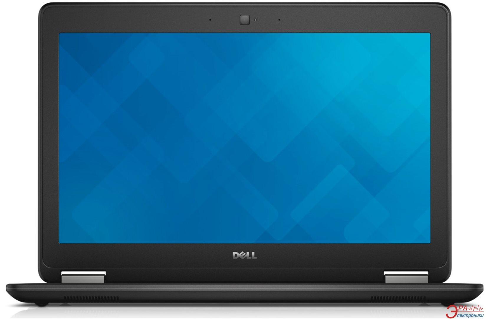 Ноутбук Dell Latitude E5570 (N013LE557015EMEA_WIN) Black 15,6