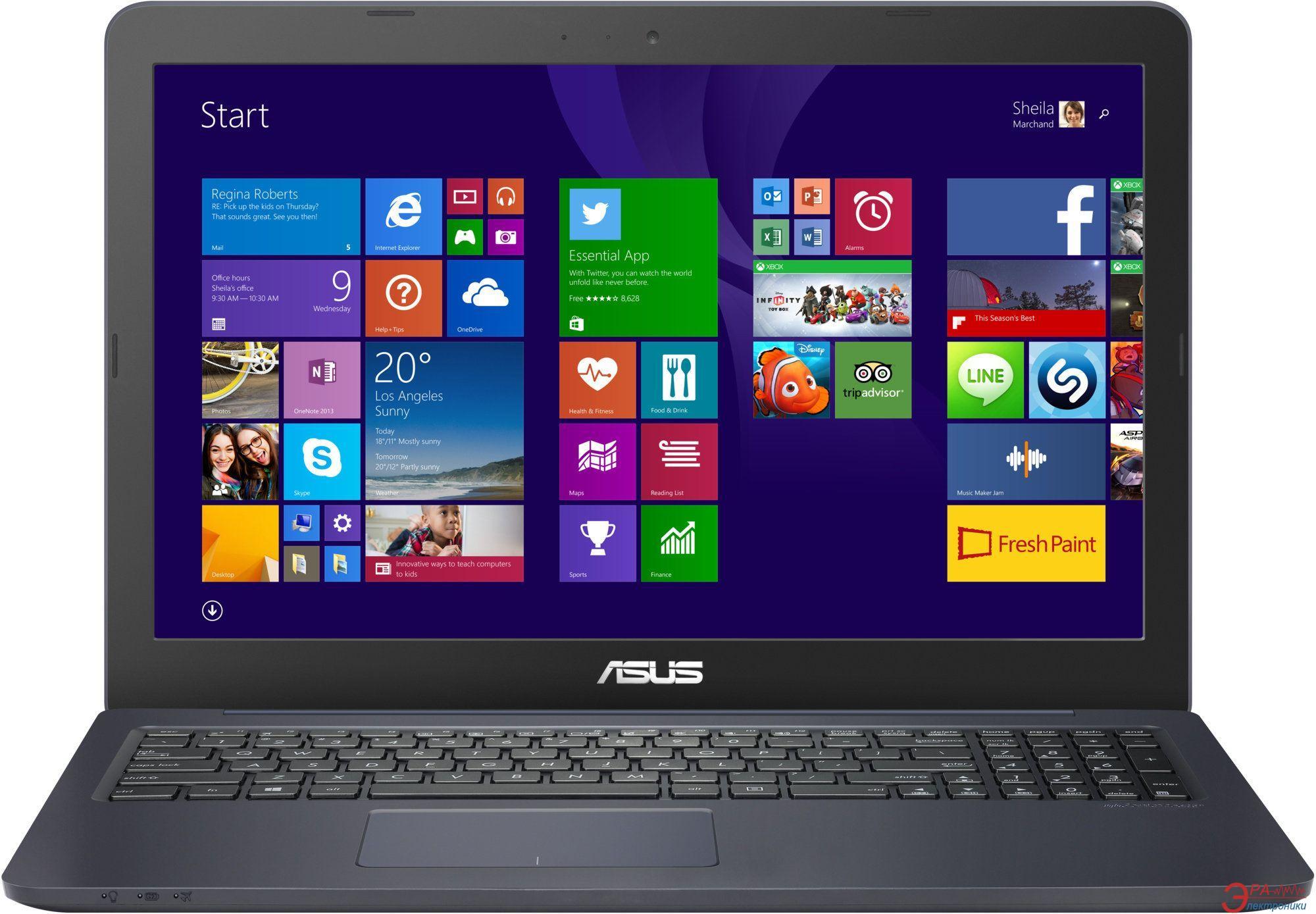 Ноутбук Asus E502MA-XX0104D (90NL0022-M03120) Blue 15,6