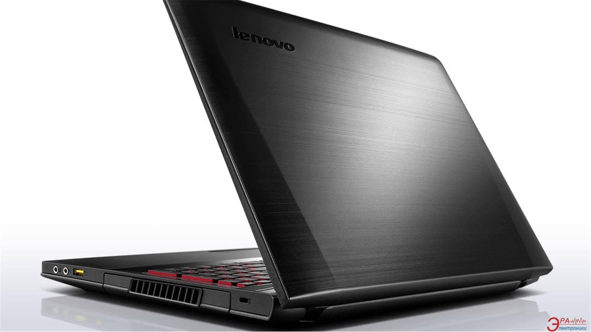 Ноутбук Lenovo IdeaPad 510 (80SR00DJRA) Black 15,6