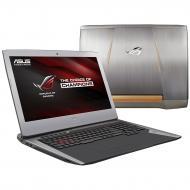 Ноутбук Asus G752VT-GC155R (90NB09X1-M02120) Silver 17,3