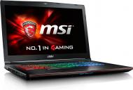 Ноутбук MSI 6QF-215XUA (GE726QF-215XUA) Black 17,3
