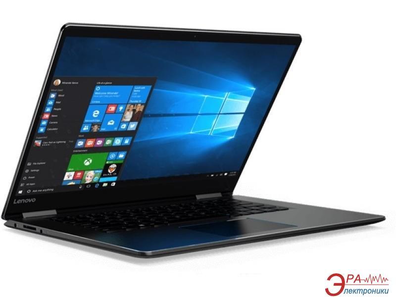 Ноутбук Lenovo IdeaPad YOGA 710-15 (80U0000GRA) Black 15,6