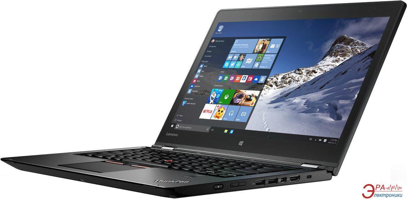 Ноутбук Lenovo ThinkPad Yoga 460 (20EL0017RT) Black 14