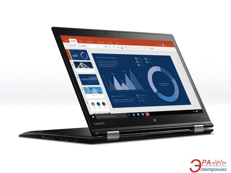 Ноутбук Lenovo ThinkPad X1 Yoga (20FQ002VRT) Black 14