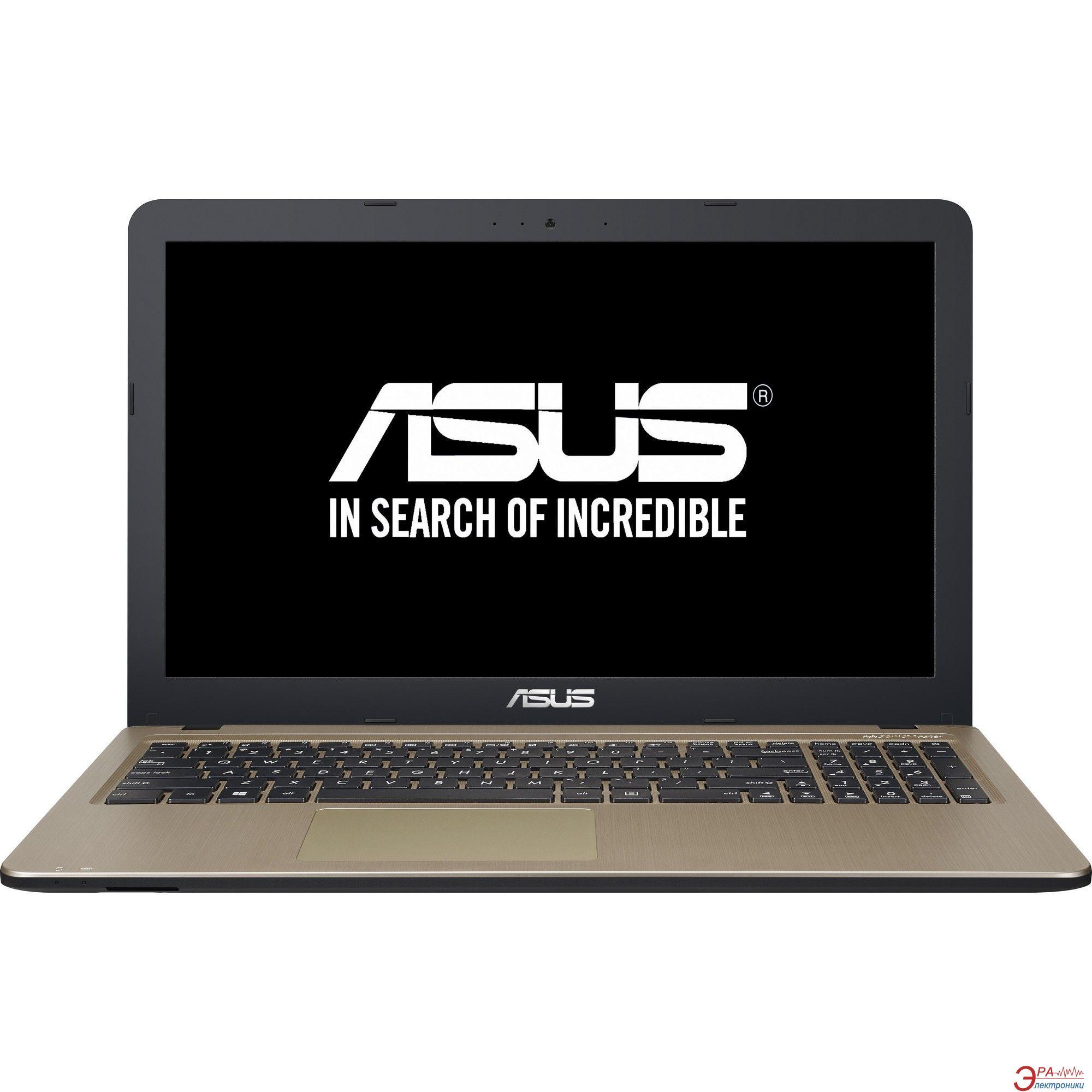 Ноутбук Asus X540LA-DM172D (90NB0B04-M03720) Brown 15,6
