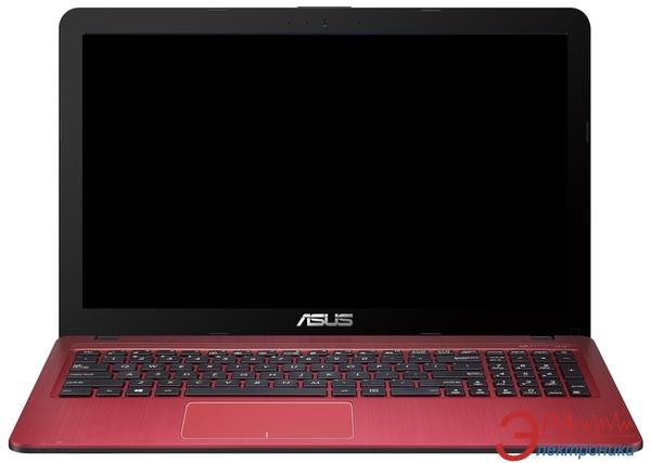 Ноутбук Asus X540SA-XX234D (90NB0B34-M05330) Red 15,6
