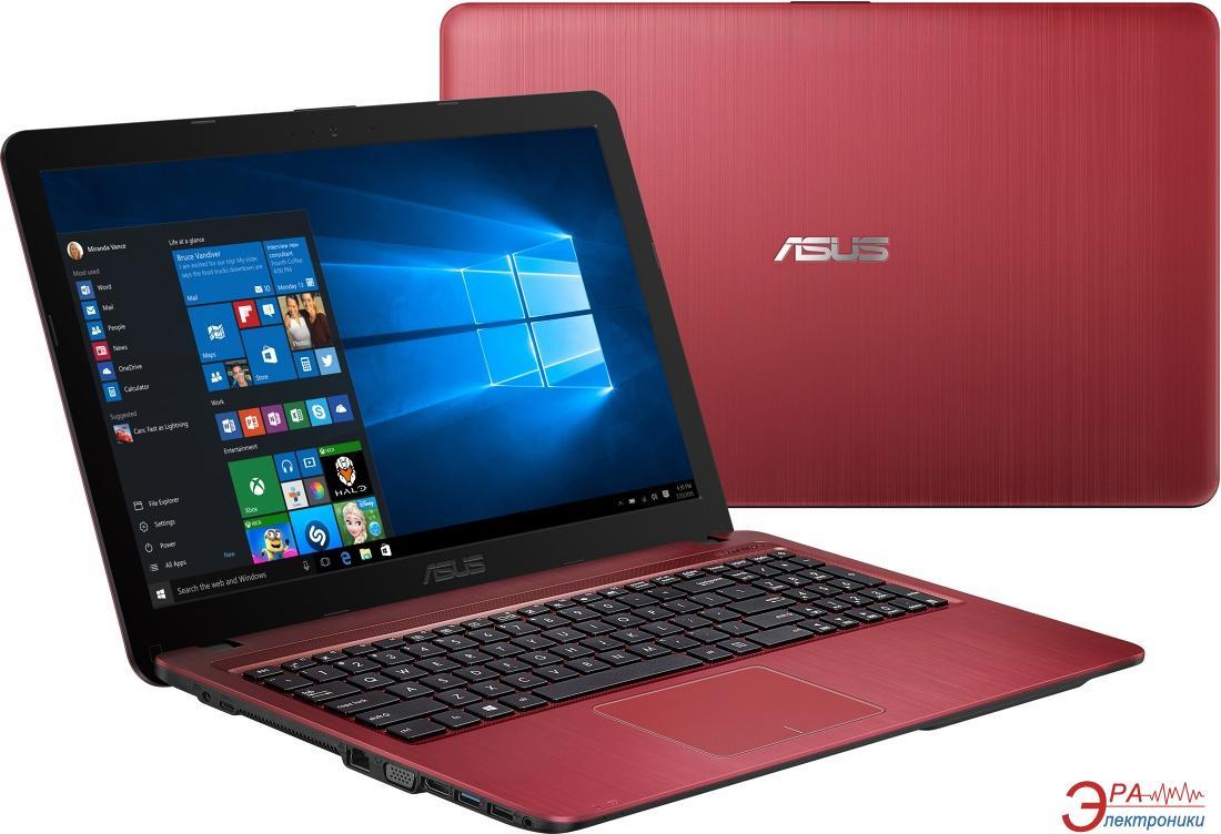Ноутбук Asus X540SC-XX050D (90NB0B24-M00900) Red 15,6