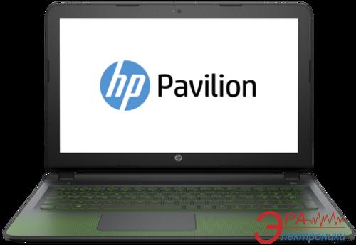 Ноутбук HP Pavilion Gaming 15-ak101ur (W4X70EA) Black 15,6