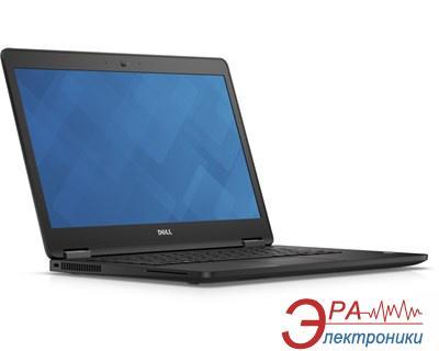 Ноутбук Dell Latitude E7470 (210-AETM D2) Black 14