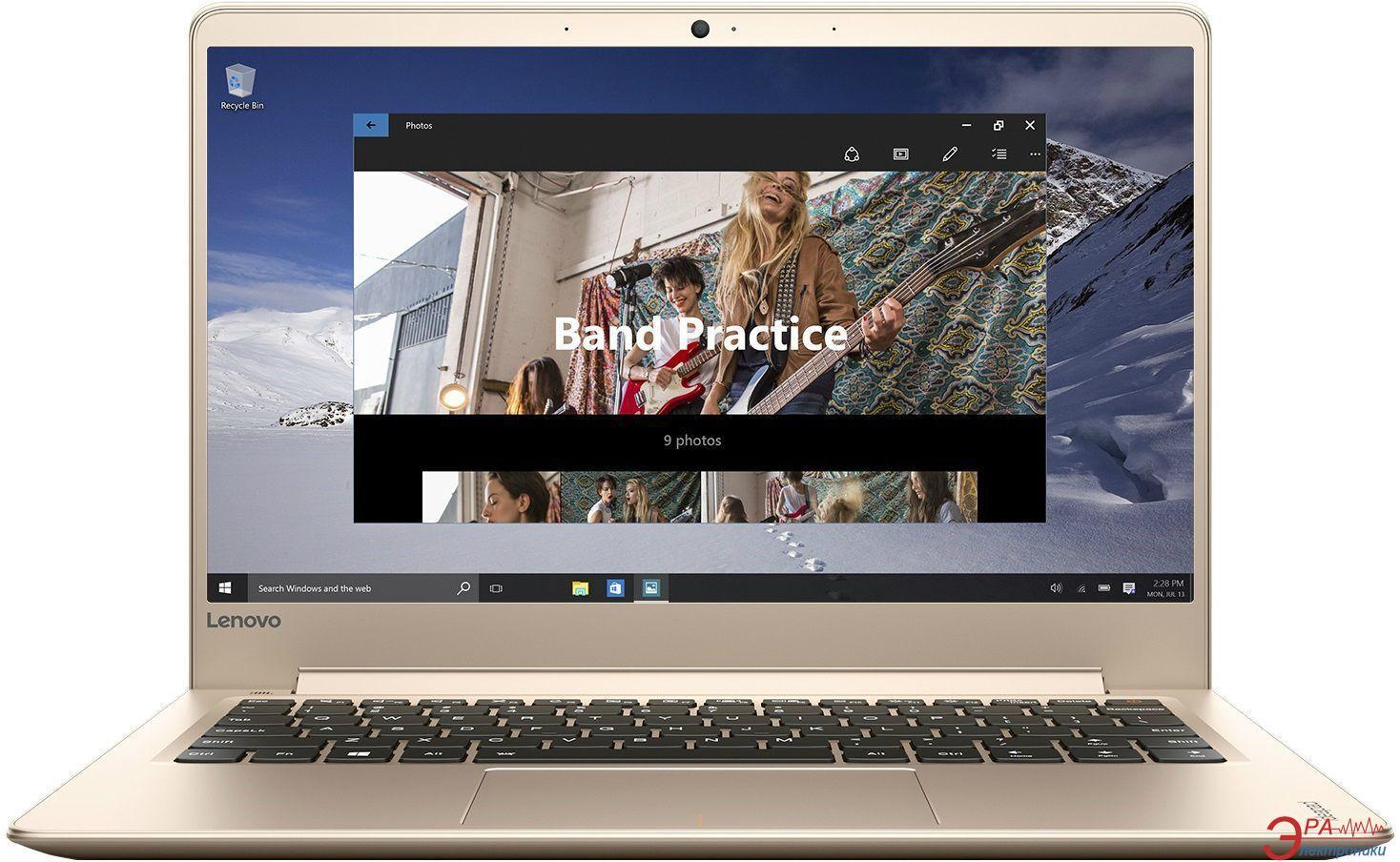 Ноутбук Lenovo IdeaPad 710s (80SW008RRA) Gold 13,3