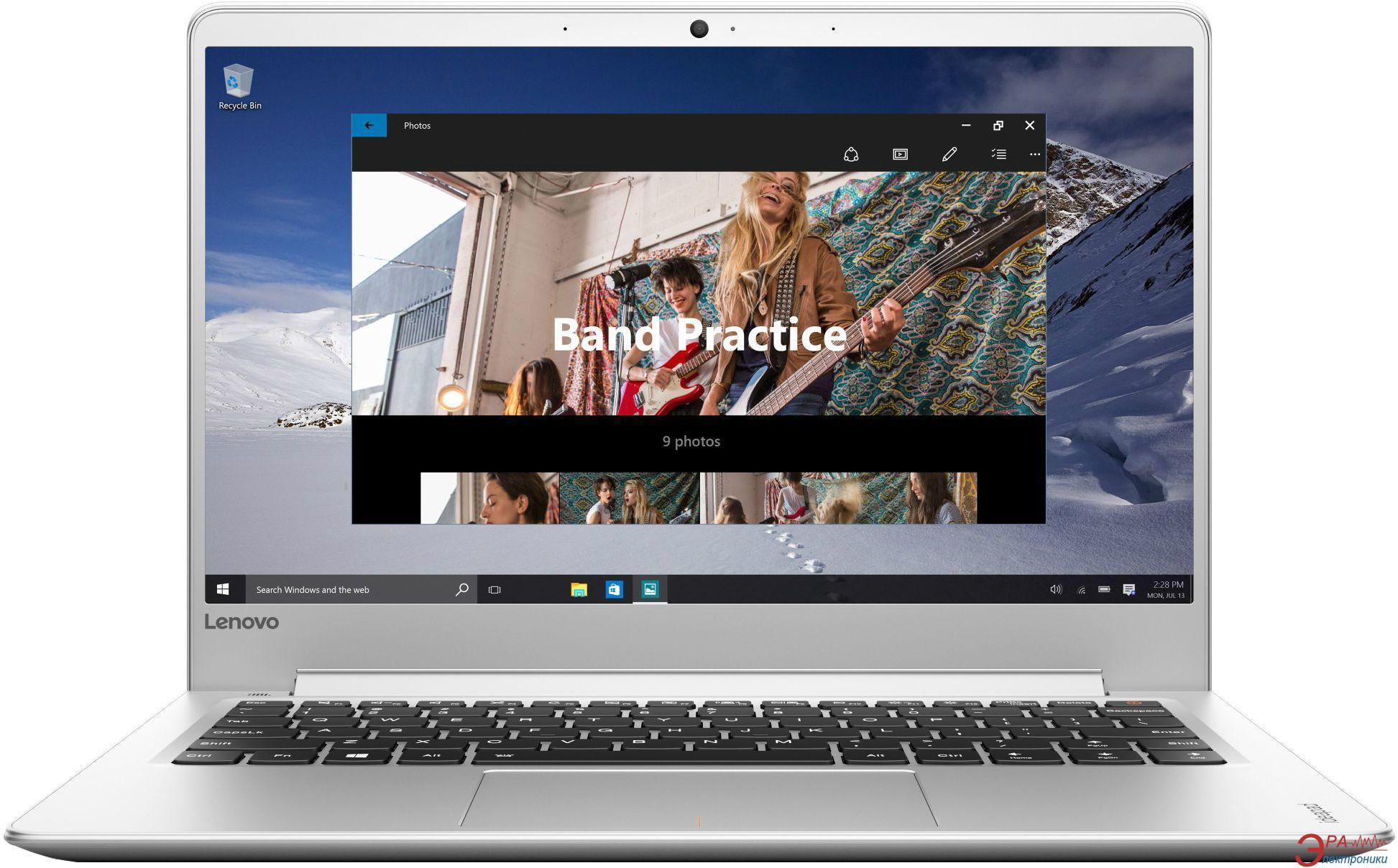 Ноутбук Lenovo IdeaPad 710s (80SW008QRA) Silver 13,3