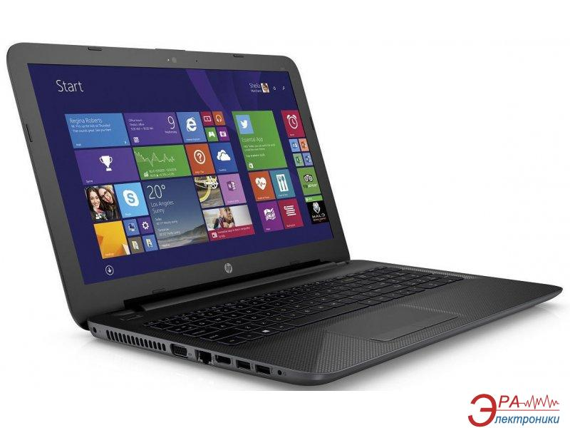 Ноутбук HP 250 (W4M22ES) Black 15,6