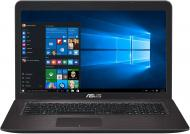 Ноутбук Asus X756UQ-T4005D (90NB0C31-M00050) Dark Brown 17,3