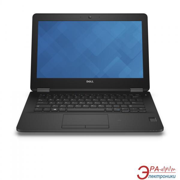 Ноутбук Dell Latitude E7270 (N006LE727012EMEA_UBU) Black 12,5