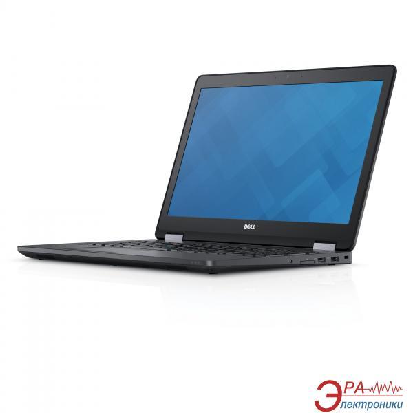 Ноутбук Dell Latitude E5570 (N013LE557015EMEA_UBU) Black 15,6
