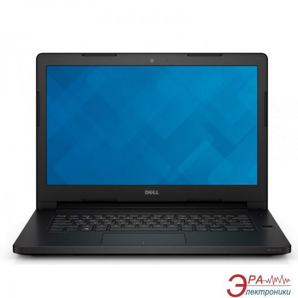 Ноутбук Dell Latitude 3460 (N003L346014EMEA_UBU) Black 14