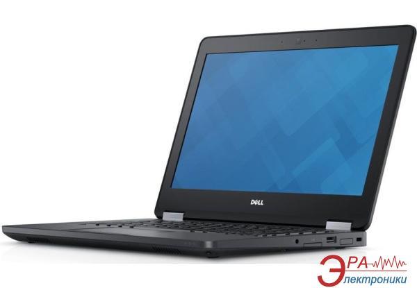 Ноутбук Dell Latitude E5270 (N007LE5270U12EMEA_UBU) Black 12,5