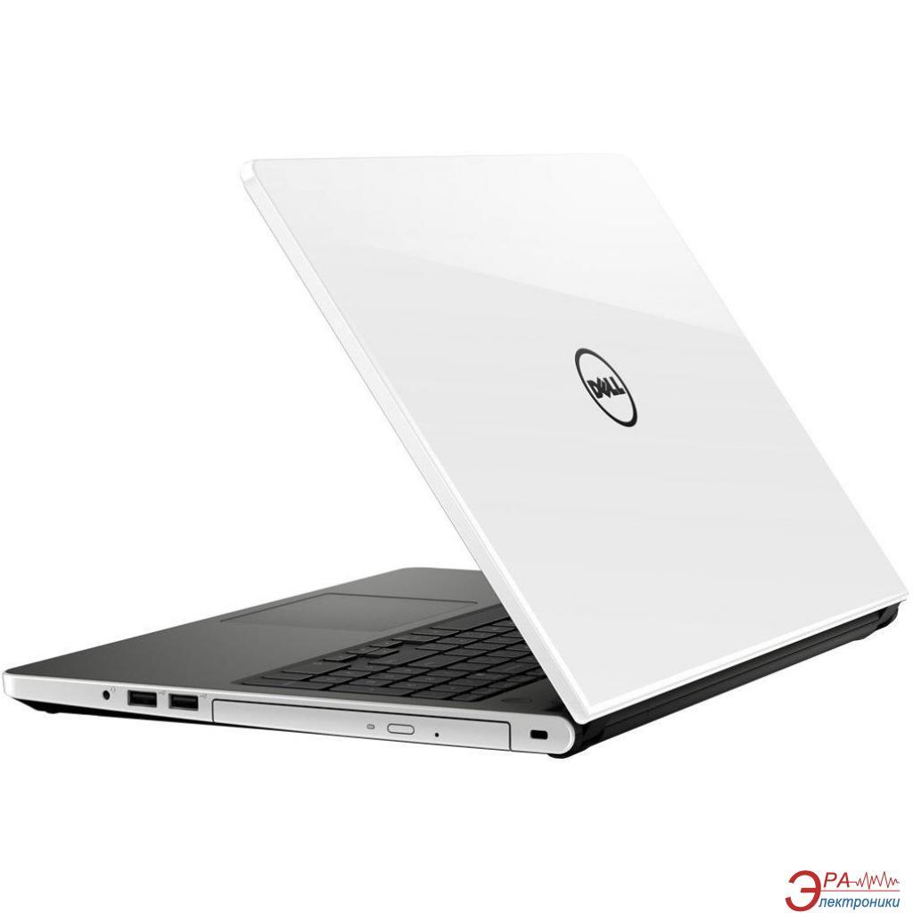 Ноутбук Dell Inspiron 5558 (I553410DDLELKW) Black 15,6