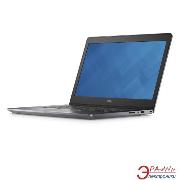 Ноутбук Dell Vostro 5459 (MONET14SKL1703_008_UBU) Grey 14
