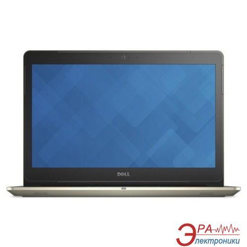 Ноутбук Dell Vostro 5459 (MONET14SKL1703_016_UBU) Gold 14