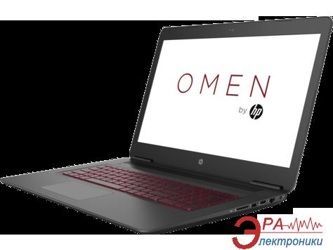 Ноутбук HP 17-w005ur (X3L29EA) Black 17,3