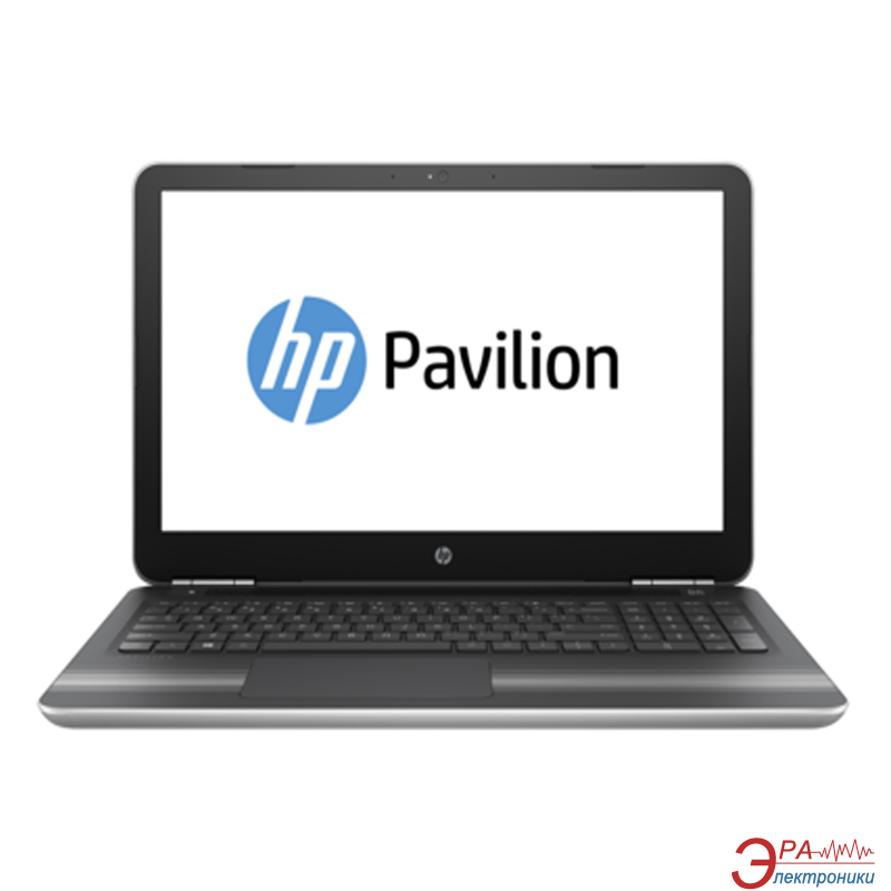 Ноутбук HP Pavilion 15-au022ur (X5E24EA) Silver 15,6