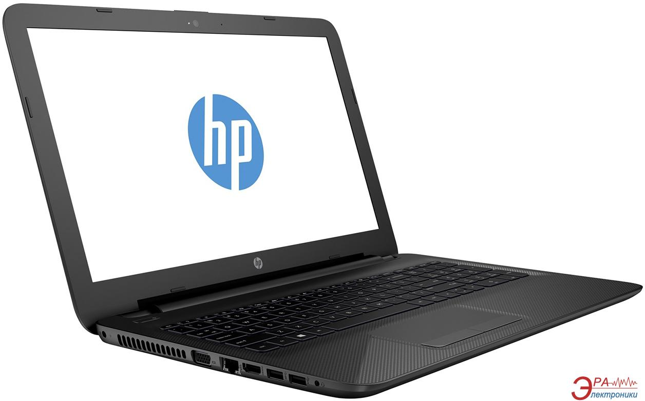 Ноутбук HP 15-ay013ur (W6Y53EA) Black 15,6