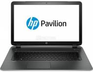 Ноутбук HP Pavilion 17-ab001ur (W7T31EA) Silver 17,3