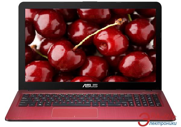 Ноутбук Asus X540LA-XX674D (90NB0B04-M12370) Red 15,6