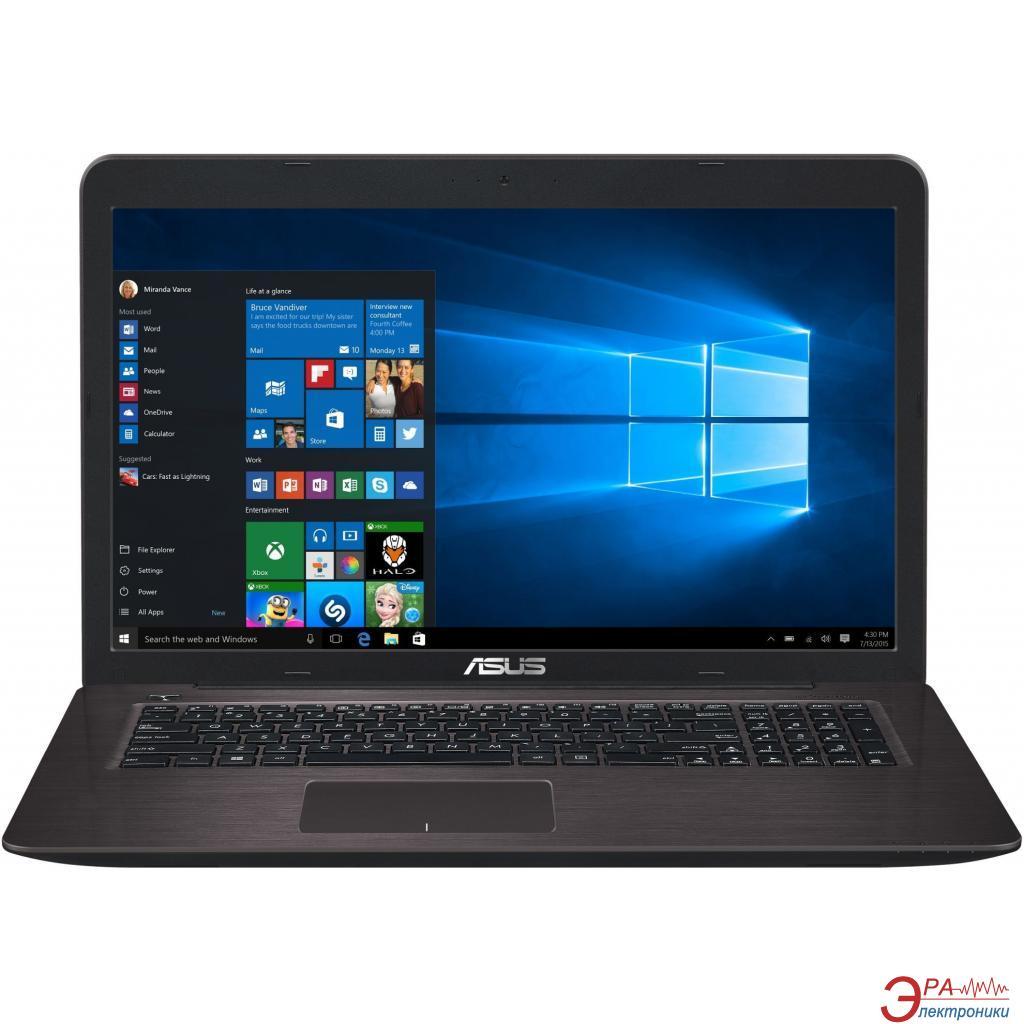 Ноутбук Asus X756UV (X756UV-T4003D) 17,3