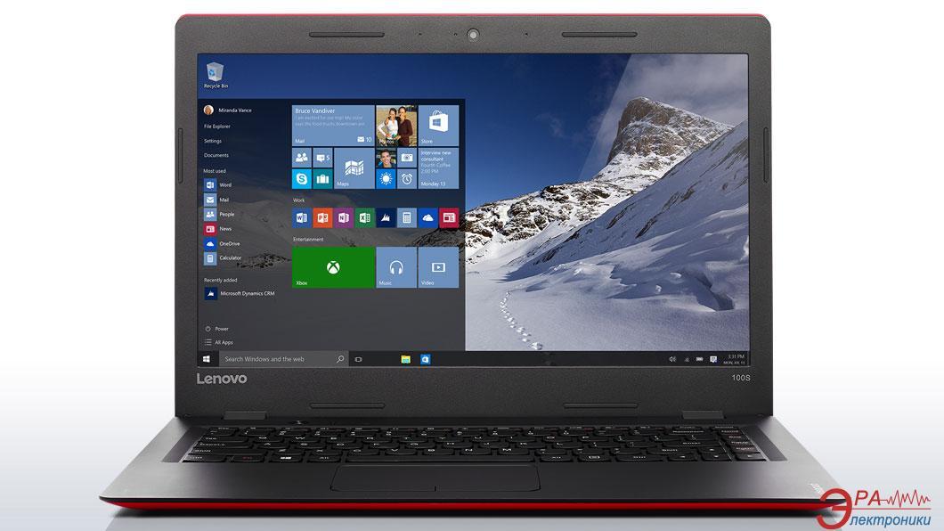 Ноутбук Lenovo 100S-14 (80R9009TUA) 14