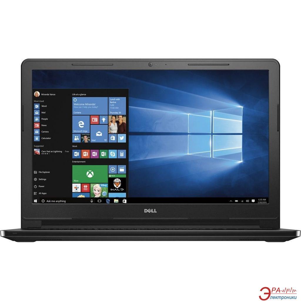 Ноутбук Dell Inspiron 3558 (I35545DDL-D1) Black 15,6