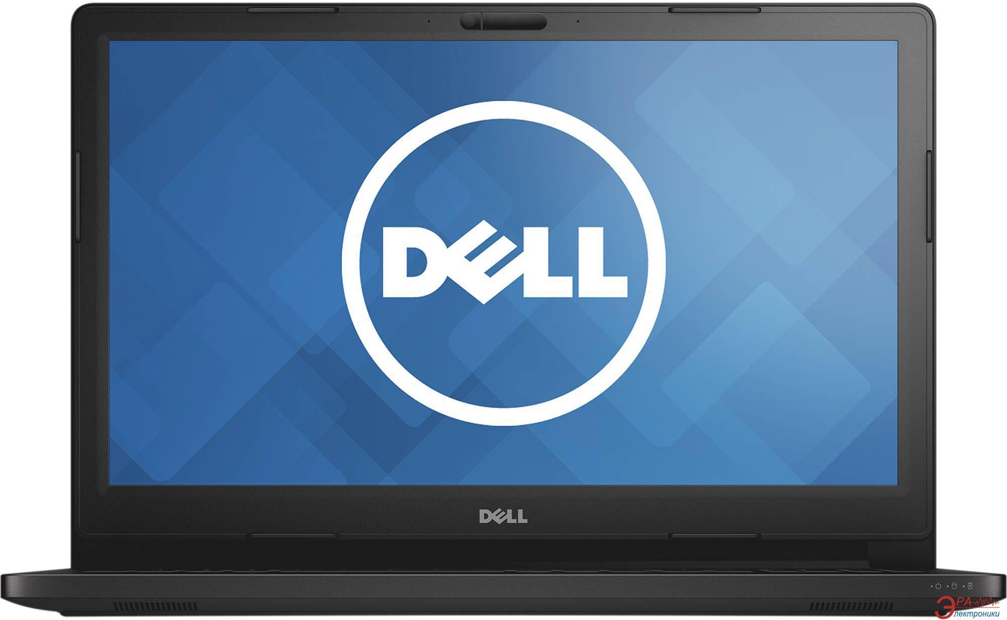 Ноутбук Dell Latitude 3570 (N004L357015EMEA_WIN) Black 15,6