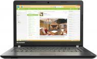 Ноутбук Lenovo IdeaPad 100-14 (80MH00A1UA) Black 14