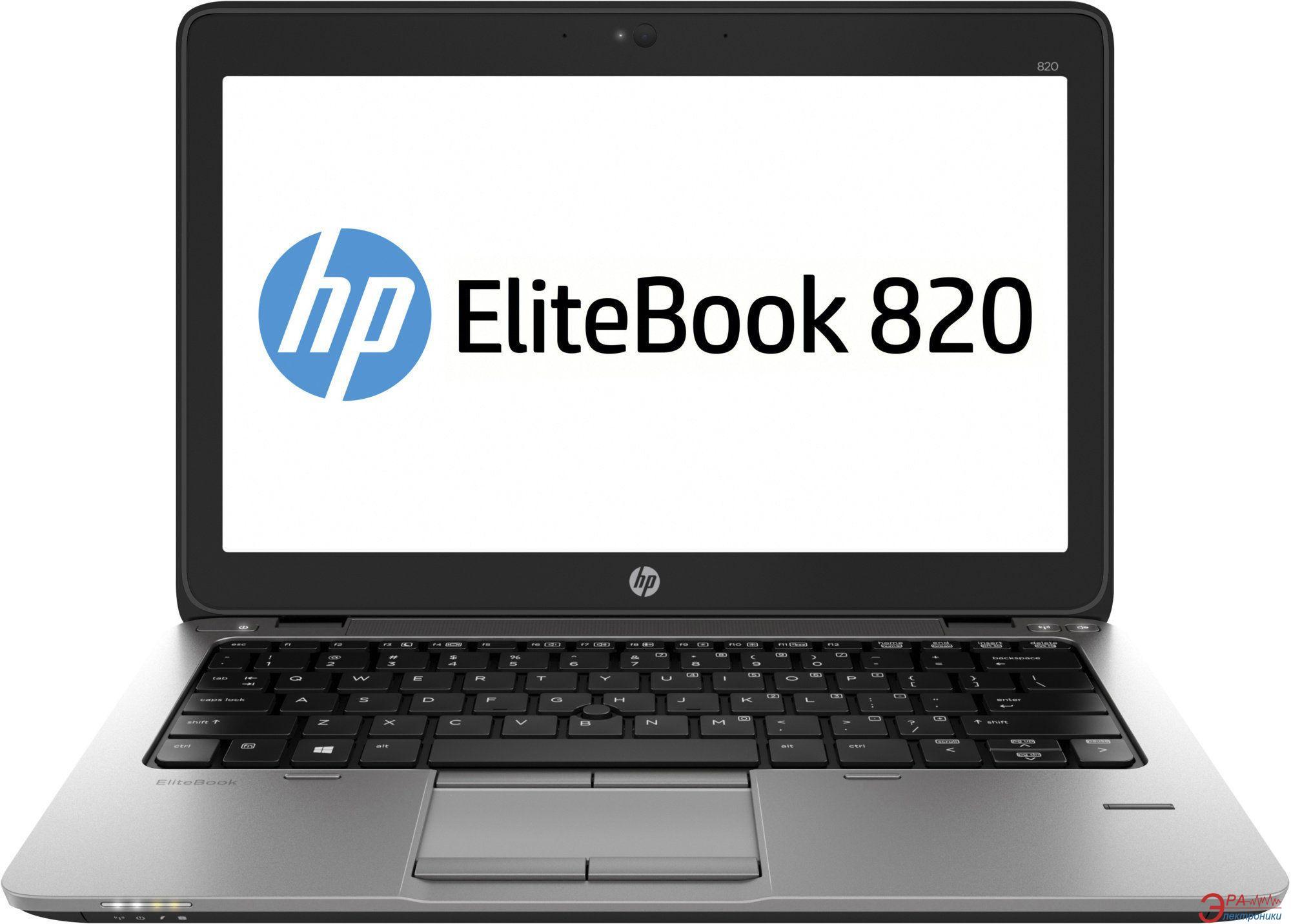 Ноутбук HP EliteBook 820 (F6N29AV) Silver