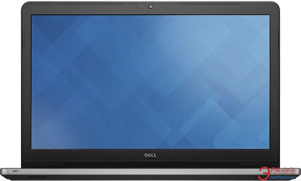 Ноутбук Dell Inspiron 5758 (I573410DDL-D1S) Silver 17,3
