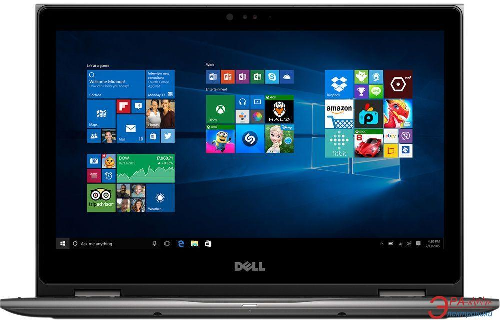 Ноутбук Dell Inspiron 5368 (I13345NIL-D1G) Grey 13,3