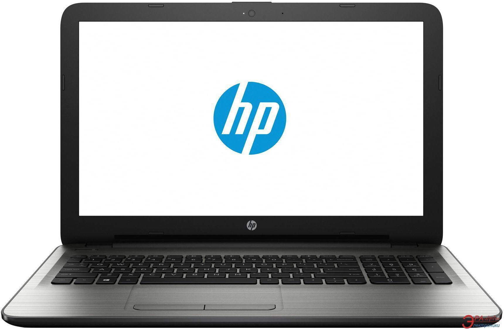 Ноутбук HP 15-ay091ur (Y0A12EA) Silver 15,6