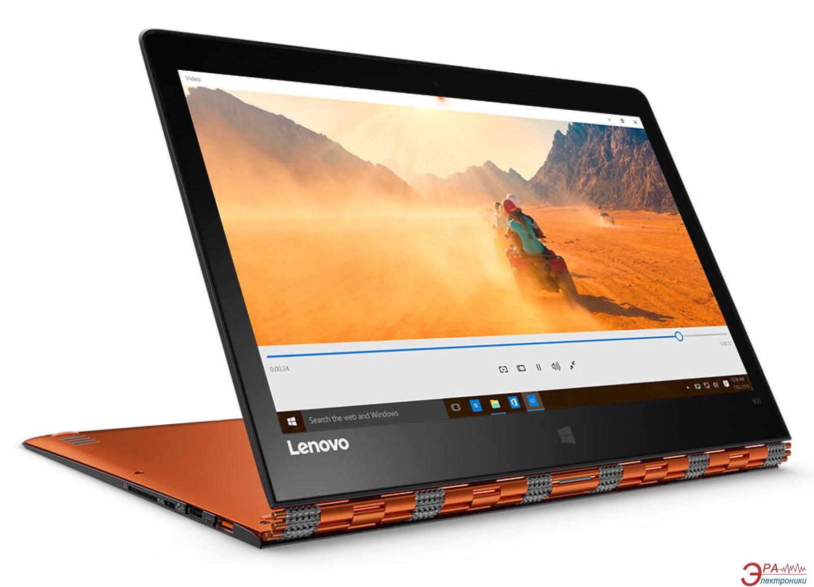 Ноутбук Lenovo Yoga 900 13.3QHD+ (80UE00CEUA) Orange 13,3