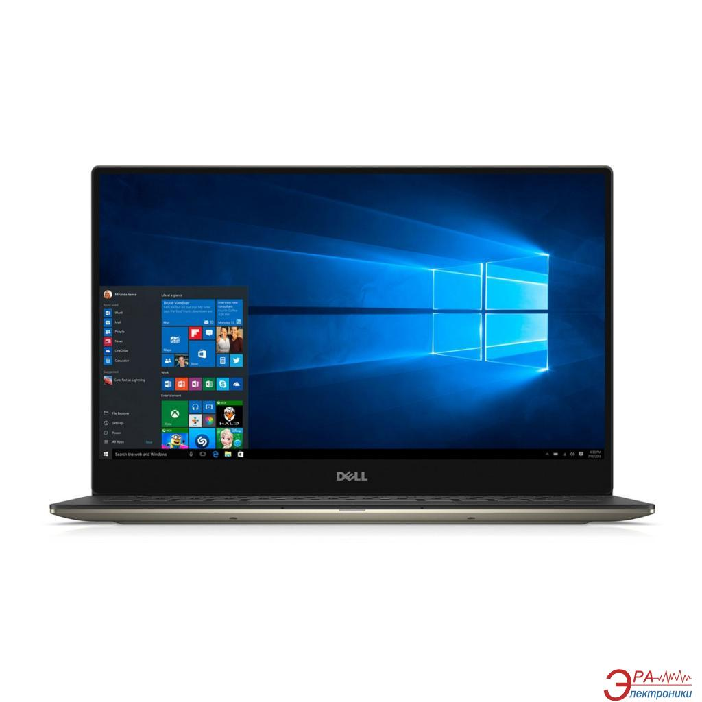 Ноутбук Dell XPS 13 (X378S1NIW-46G) Gold 13,3