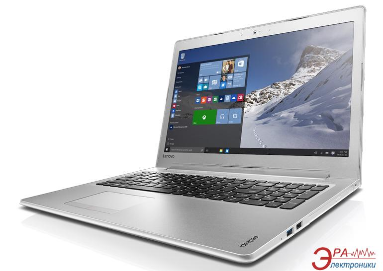 Ноутбук Lenovo IdeaPad 510-15IKB (80SV00BBRA) Metallic 15,6