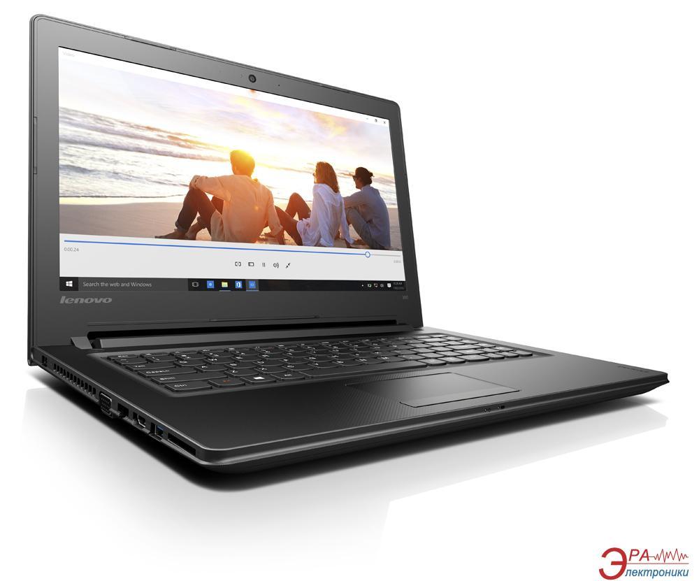 Ноутбук Lenovo IdeaPad 300 (80Q600FNUA) Black 14