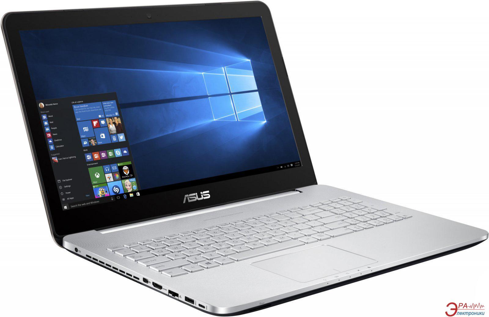 Ноутбук Asus N552VW-FY238T (90NB0AN1-M02970) Grey 15,6