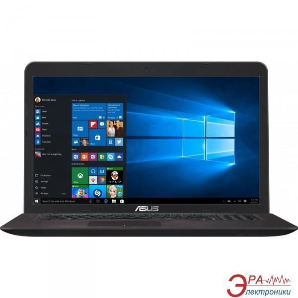 Ноутбук Asus X756UQ-T4035D (90NB0C31-M00860) Dark Brown 17,3